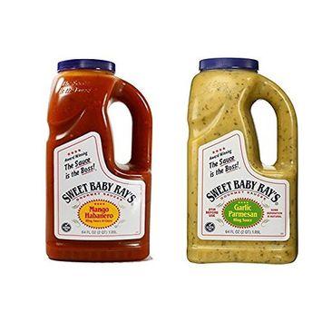 Sweet Baby Ray's Best Seller Duo: 2 64-oz. jugs