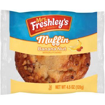 mrs Freshley's® Banana Nut Muffin