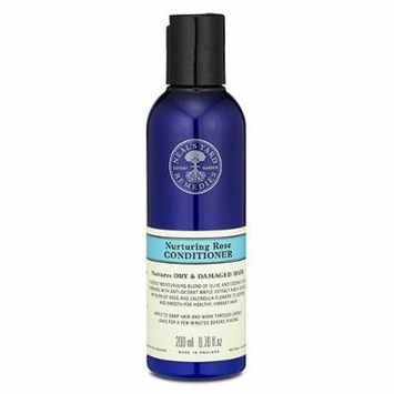 Neal's Yard Remedies Nurturing Rose Conditioner 6.76oz,200ml for Dry Hair