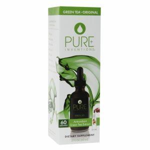 Pure Inventions Green Tea Extract Original - 2 fl oz