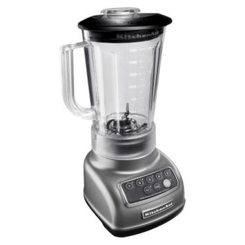 KitchenAid 5-Speed Classic Blender- Silver KSB1570