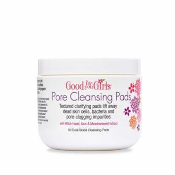 Good For You Girls Pore Cleansing Pads, 50 pads each