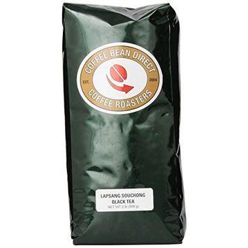 Coffee Bean Direct Lapsang Souchong Loose Leaf Tea, 2 Pound Bag