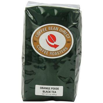 Coffee Bean Direct Orange Pekoe Loose Leaf Black Tea, 2 Pound Bag