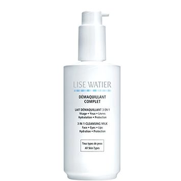 Lise Watier Démaquillant Complet 3-in-1 Cleansing Milk, 7.9 fl oz