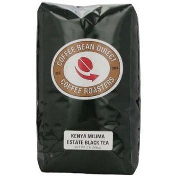 Coffee Bean Direct Kenya Milima Estate Loose Leaf Tea, 2 Pound Bag
