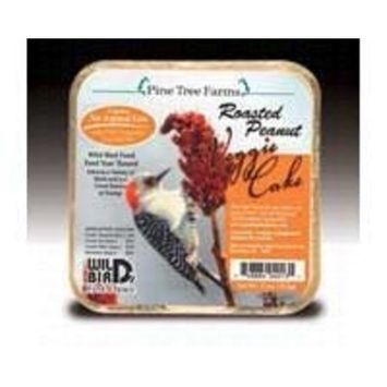 Pine Tree Farms Pine Tree 4013 Roasted Peanut Veggie Suet Cake, 11-Ounce (Discontinued by Manufacturer)