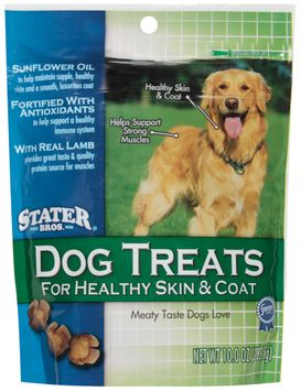Stater bros For Healthy Skin & Coat Dog Treats