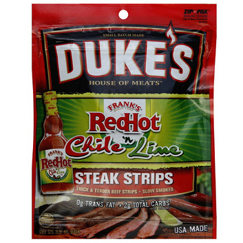 Duke's House Of Meats Steak Jerky Strips