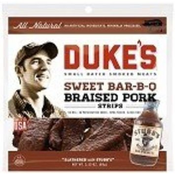DUKE'S Stubb's Sweet Bar-B-Q Braised Pork Strips