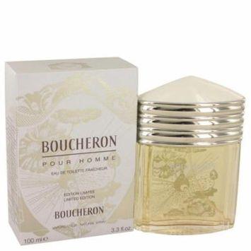 BOUCHERON by Boucheron Eau De Toilette Fraicheur Spray (Limited Edition) 3.4 oz