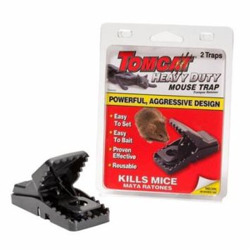Tomcat Heavy Duty Mouse Trap, 2 count