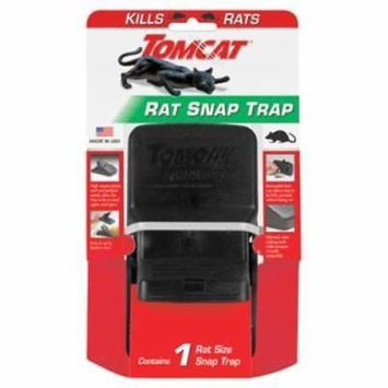 Tomcat Rat Snap Trap Aggressive Design 2PK