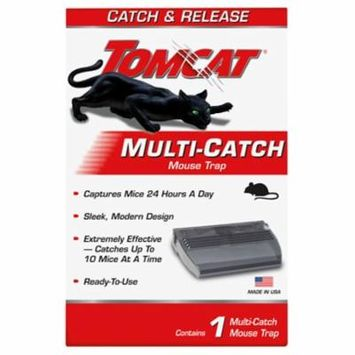 Tomcat Live Catch Mouse Trap Catches Mice 24 Hours A Day