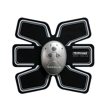 Tonewear Electro Hi-Intensity 6 Pack Bait Muscle Abdominal Trainer