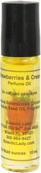 Eclectic Lady Strawberries And Cream Perfume Oil, Small
