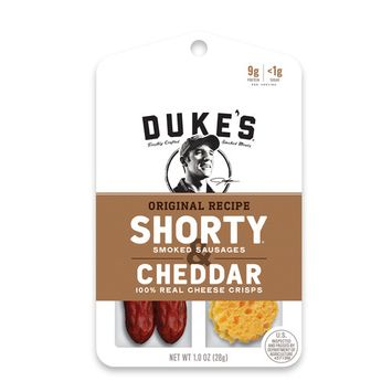 Duke's Original Shorty & Cheddar Cheese Crisps