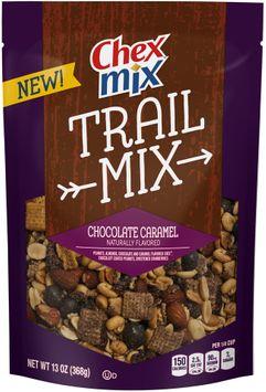 Chex Mix Trail Mix  Chocolate Caramel