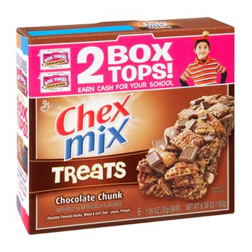 Chex Mix Treat Chocolate Chunk