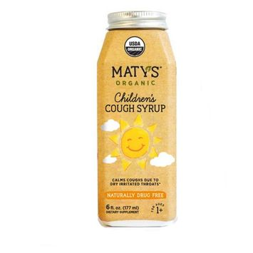 Maty's Organic Children's Cough Syrup