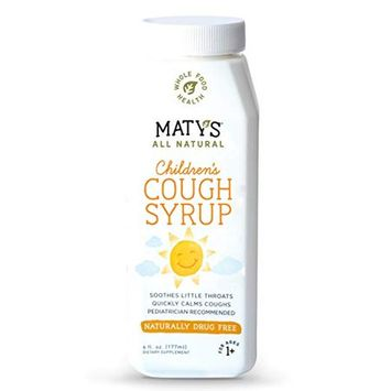 Maty's All Natural Children's Cough Syrup