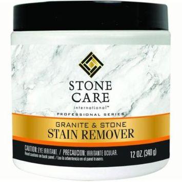 Stone Care Professional Series Granite & Stone Stain Remover, 12 Oz