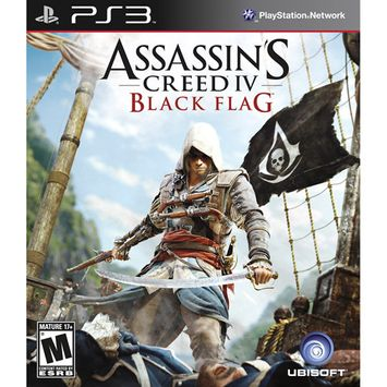 Sony Assassin's Creed IV: Black Flag PRE-OWNED (PlaySstation 3)
