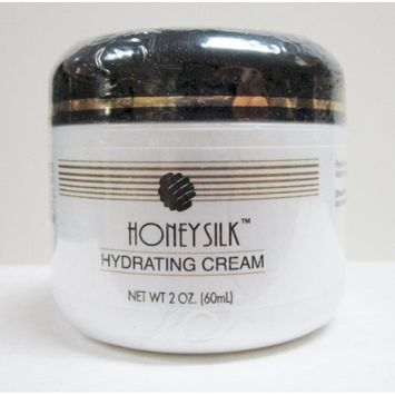 Honey Silk Hydrating Cream with Royal Jelly for Face (2 oz.)