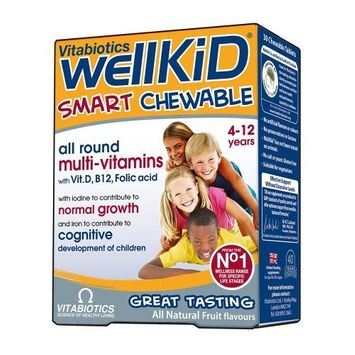 Wellkid Chewable Tablets