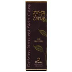 Devita Natural Skin Care Revitalizing Eye Lift Creme