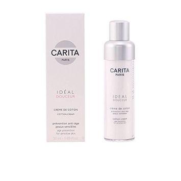 Carita Ideal Douceur Cotton Creme, Sensitive Skin, 1.69 Ounce