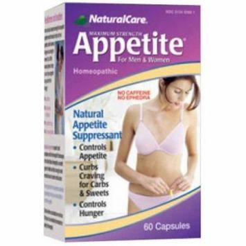 Natural Care Appetite Suppressant, 60 CT