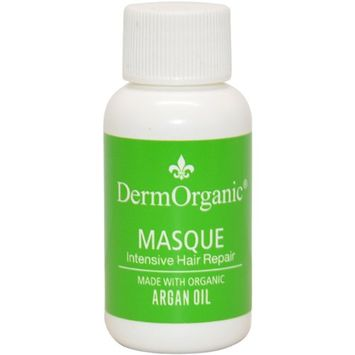 DermOrganic Masque with Argan Oil for Unisex