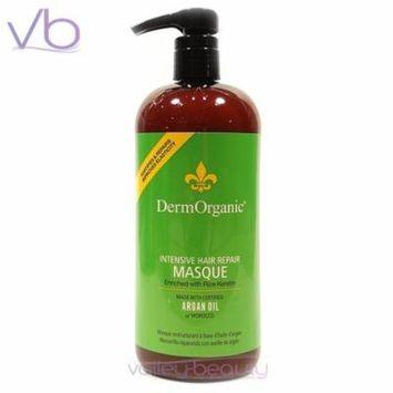 DermOrganic Intensive Hair Repair Masque 33.8oz
