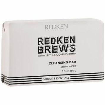Redken Brew Cleanse Bar Soaps - Bath + Body - Mens - Male - 06519770018