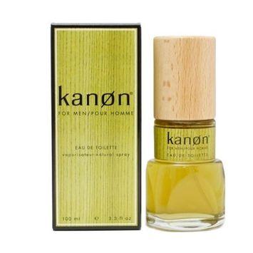 Kanon Kanon 3.3 oz EDT Spray For Men