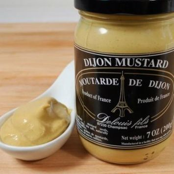 French Dijon Mustard, Extra - 7 oz