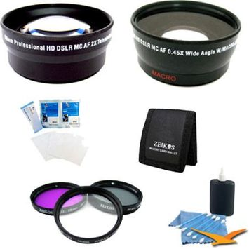 Special Pro Shooter 58mm Lens Kit
