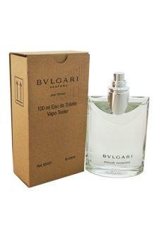 Bvlgari by Bvlgari for Men - 3.4 oz EDT Spray (Tester)