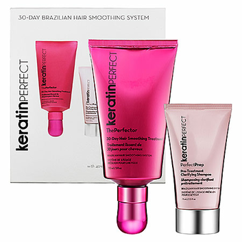 KeratinPerfect Perfect Treatment Smoothing Duo