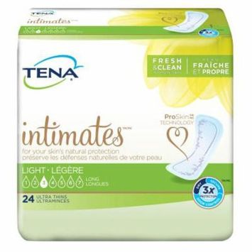TENA Intimates Light Ultra Thin Pads Long - Case of 144