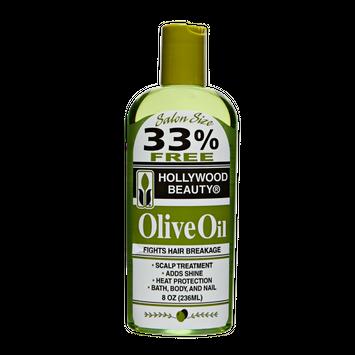 Hollywood Beauty Olive Oil Bonus Size