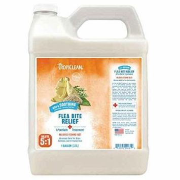 Flea and Tick Treatment Dog & Cat After Bath Itch Relief Concentrate Gallon Size