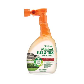 Tropiclean Natural Flea & Tick Yard Spray, 32 fl. oz.