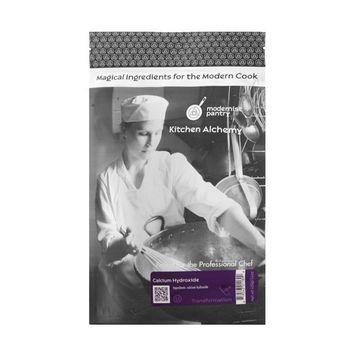 Pure Calcium Hydroxide ⊘ Non-GMO ❤ Gluten-Free ☮ Vegan - 400g/14oz