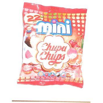 Chupa Chups 22 Mini Lollipops - 2 pack
