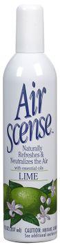 Air Scense Air Freshener, Lime - 1 ct.