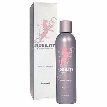 LECHAT NOBILITY COMPETITION GEL SOAK OFF FORMULA REMOVER 8oz by Lechat Nail Care