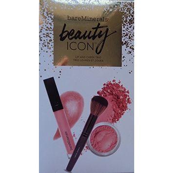 bareMinerals Beauty Icon Lip & Cheek Trio