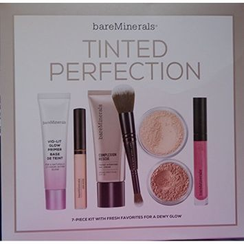 bareMinerals Tinted Perfection 7 piece kit with fresh favorites